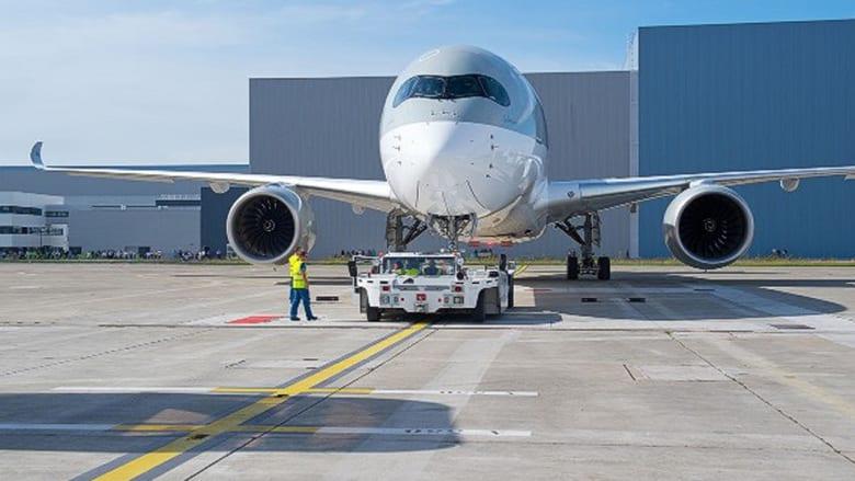 تعرف على أحدث طراز ينضم لأساطيل طائرات نقل المسافرين