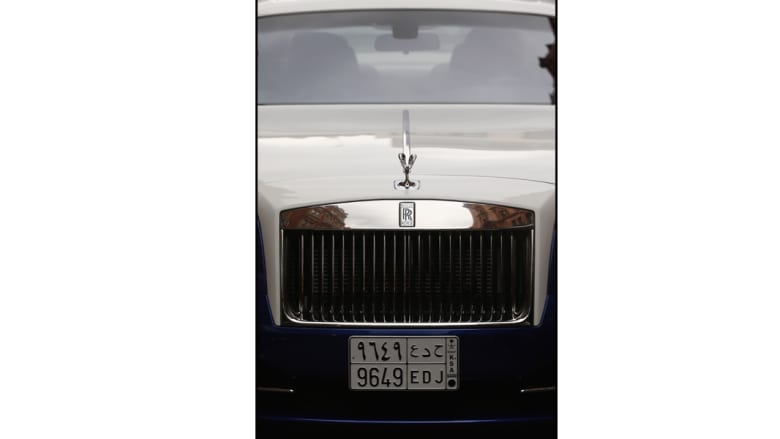 سيارات الخليجيين الفارهة تلفت الأنظار في بريطانيا