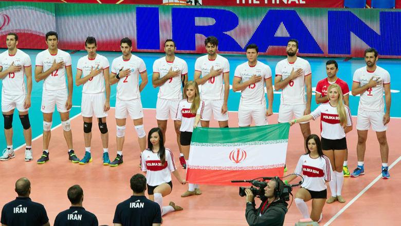 صحف العالم: السجن عام لشابة إيرانية بسبب مباراة لكرة الطائرة