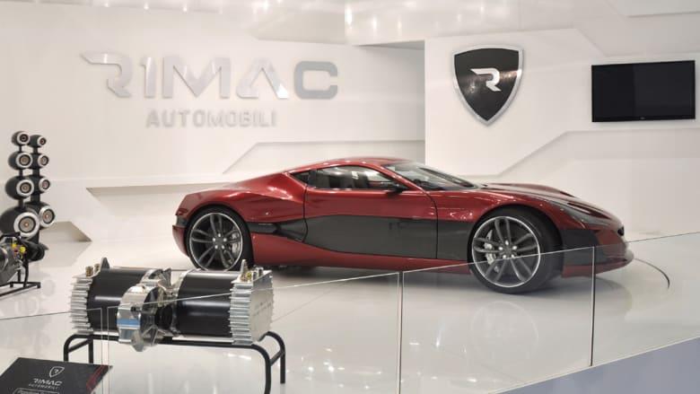 أسرع سيارة في العالم قد تكون كهربائية