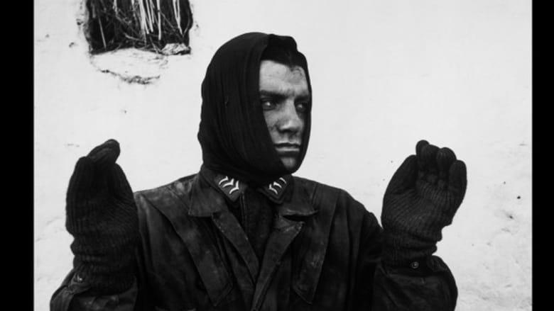 الوسيلة الوحيدة للمصور المرافق للجنود الأمريكيين التقاط صور لللجنود الألماني هي ساعة وقوعهم كأسرى حرب