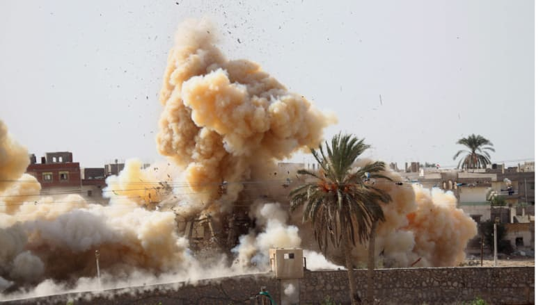 مقتل فلسطيني على الأقل في رفح برصاص القوات المصرية واعتقال 3 آخرين