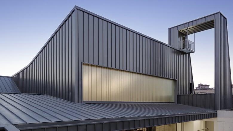 أفضل مبنى للعام 2014 هو..