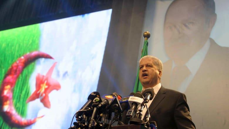 سلال: الجزائر بحاجة لبوتفليقة بولاية رابعة