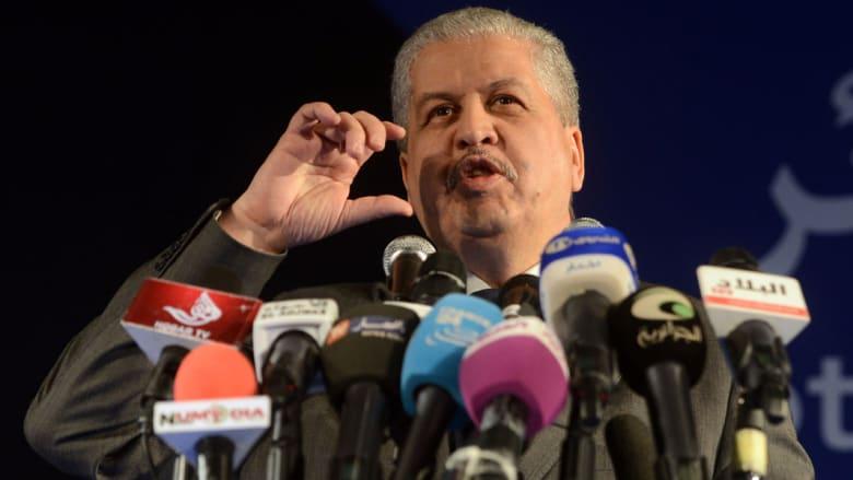 الجزائر.. بوتفليقة ينهي مهمة يوسفي ويعيد سلال لرئاسة الحكومة