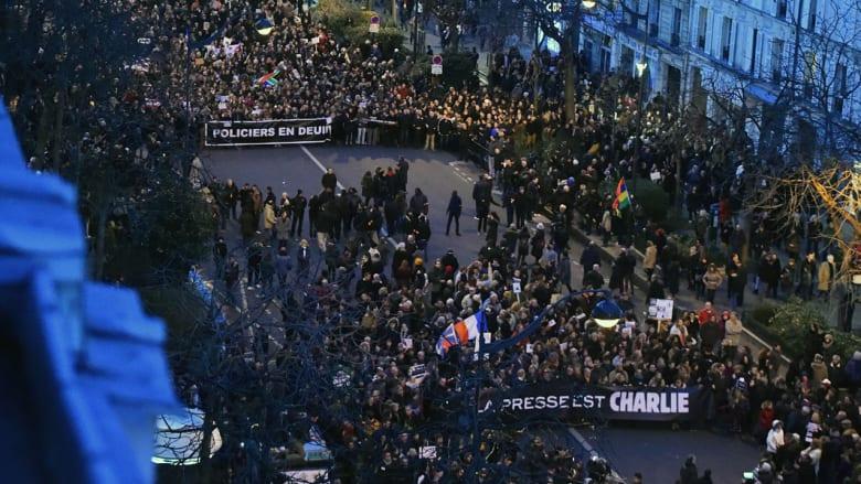 المغرب: امتنعنا عن المشاركة بمسيرة باريس بعد رفع رسوم كاريكاتورية مسيئة للنبي
