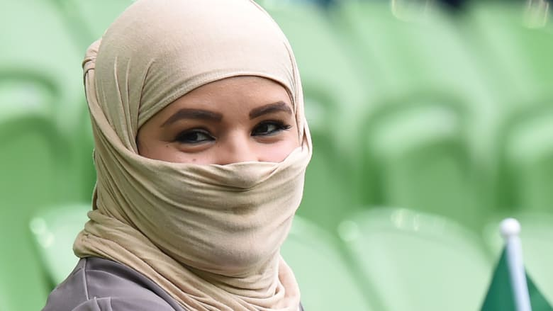 من مباراة السعودية وأوزبكستان