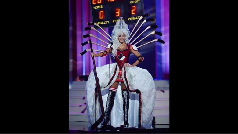 شانيل بيكنلينر .. ملكة جمال كندا