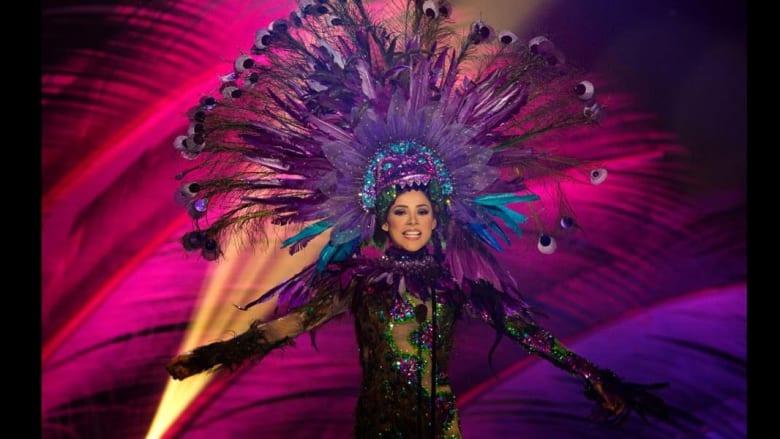 جوسلين أيه غارسيليا ..  ملكة جمال المكسيك