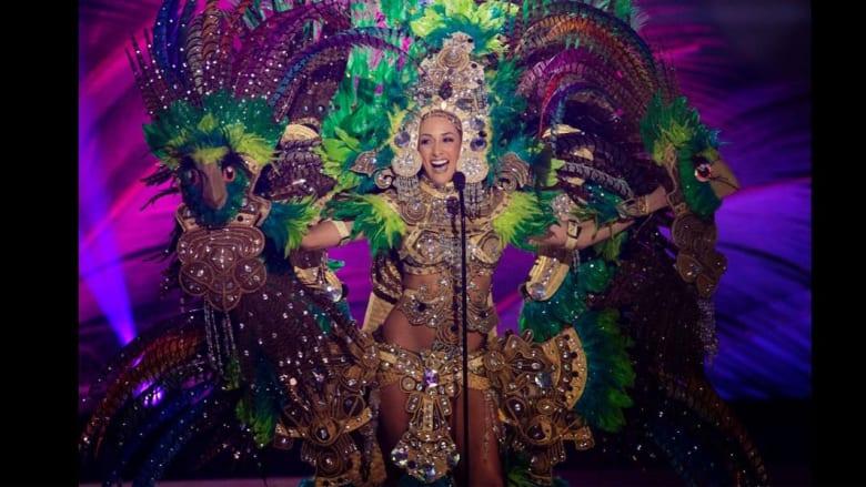 مارلين باربرينا ... ملكة جمال نيكاراغوا