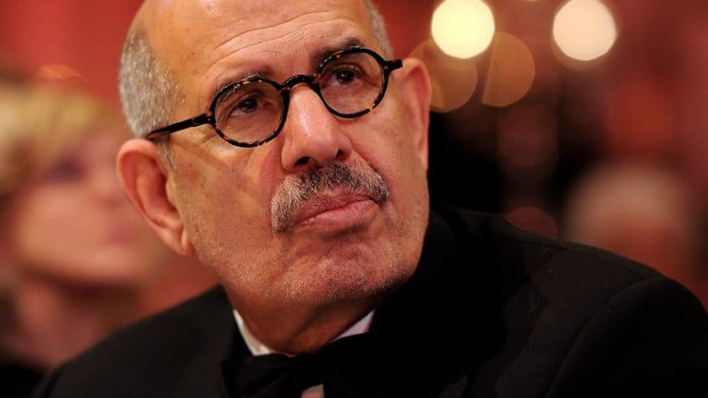 البرادعي يتهم الجيش المصري بالقمع وقتل الإخوان ويدعو للتشبه بتونس: الإسلاميون لن يتبخروا