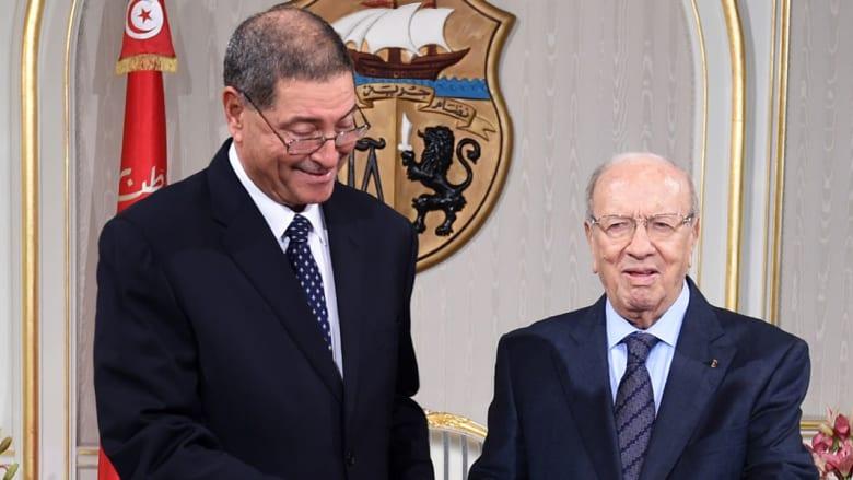 """تونس.. حبيب الصيد يعلن تشكيل حكومة ائتلافية بمشاركة """"النهضة"""""""
