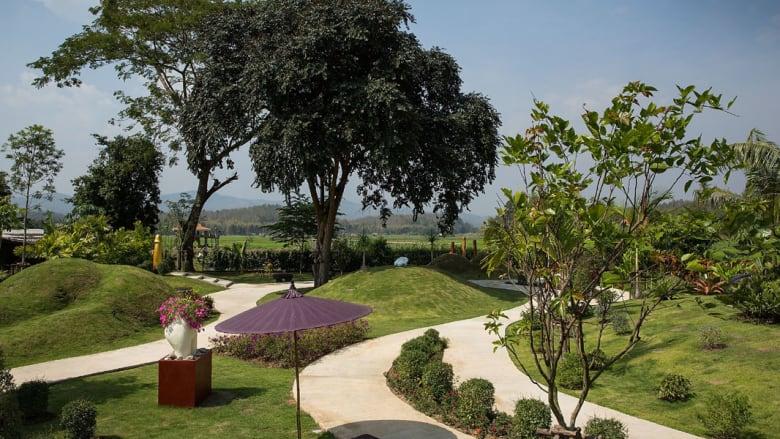 """حديقة الإثارة وبيت الشاي في تايلاند، أول حديقة """"إباحية"""" في آسيا"""