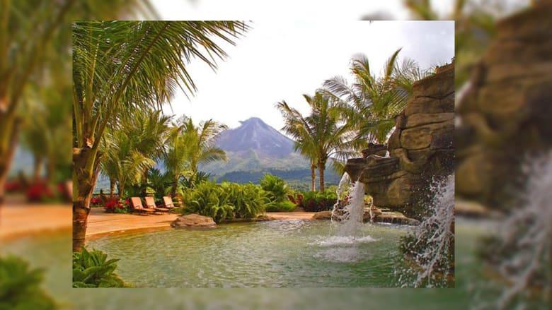 بالصور..أجمل برك السباحة في الفنادق حول العالم