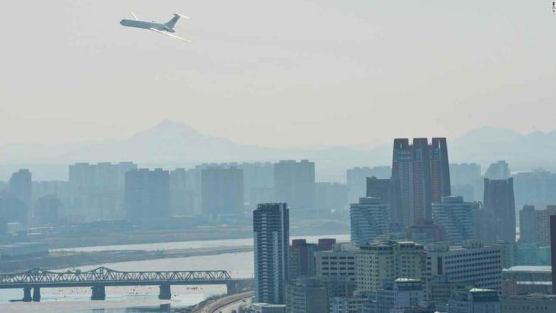 بالصور..هذه هي الطائرة الخاصة لزعيم كوريا الشمالية