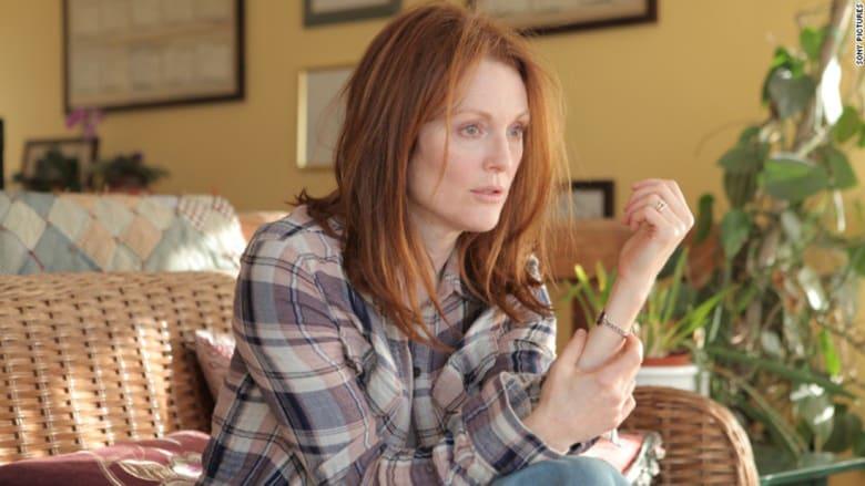 أفضل ممثلة: جوليان مور من فيلم Still Alice