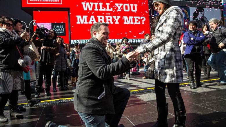 ما هي أكثر الأماكن رومانسية لطلب الزواج؟