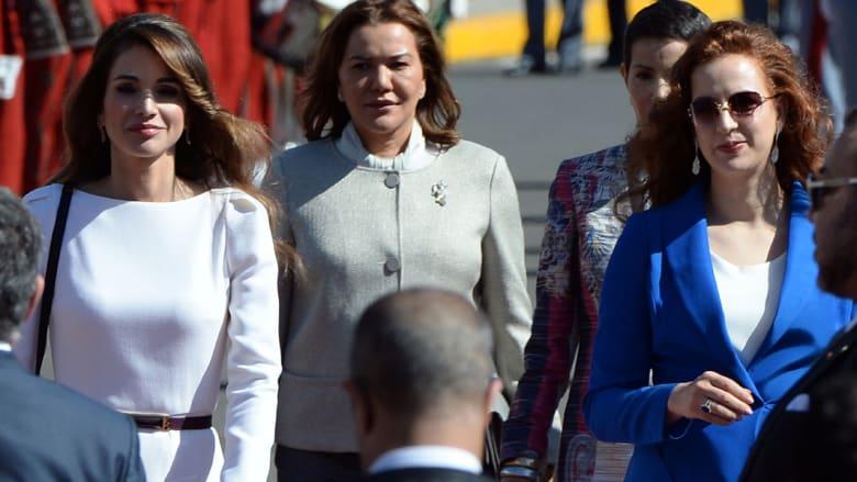 """بالصور..""""أحلى الملكات العرب"""" في المغرب"""
