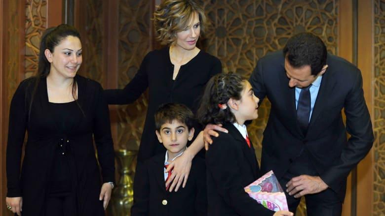 كيف عاشت أسماء الأسد وضع الأزمة السورية خلال الفترة الماضية؟