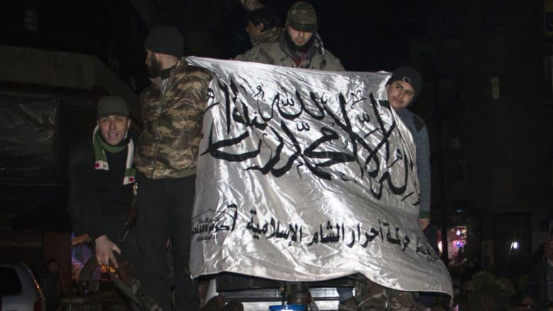 اندماج اثنين من أكبر الفصائل الإسلامية بسوريا وتعهد باستمرار قتال النظام