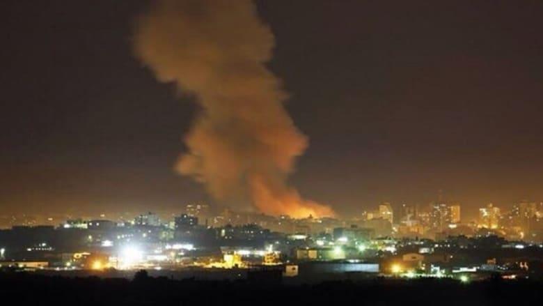 بالصور وبعيون شهود.. العمليات الجوية السعودية ضد الحوثيين في اليمن