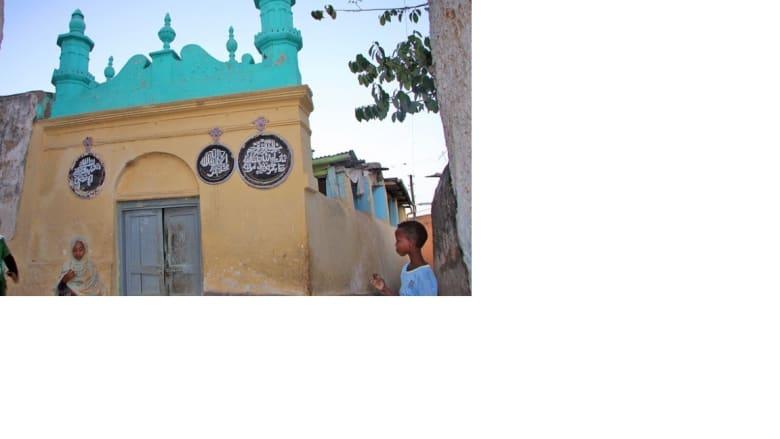 مسجد بالمدينة