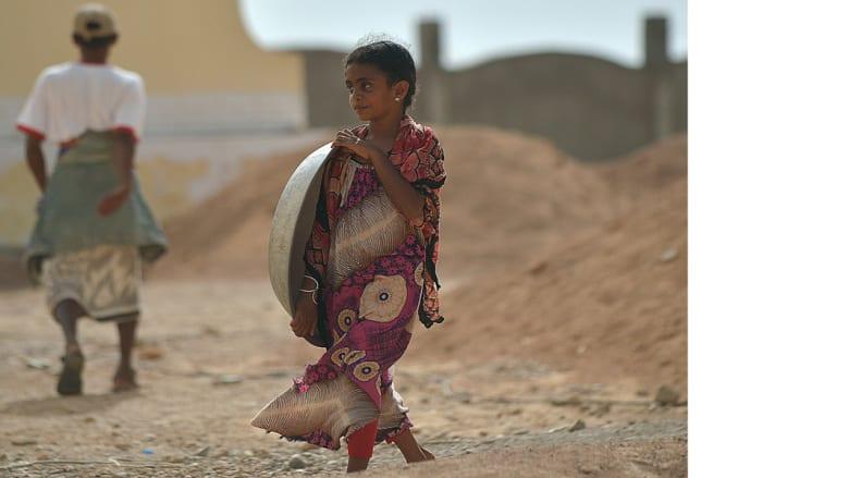 لاجئون يمنيون في جيبوتي