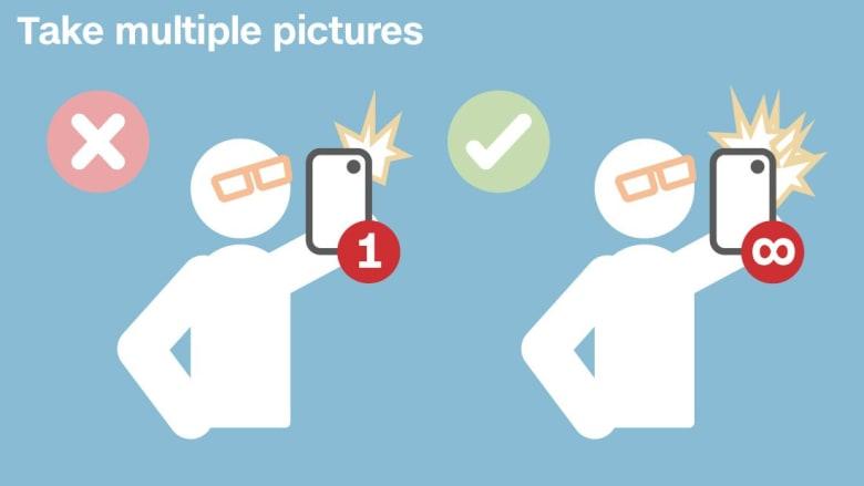 بالصور..هل ترغب بصورة سيلفي رائعة؟ استمع لرأي مسافر اشتهر بصوره