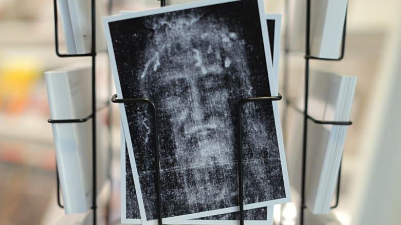 معرض كفن السيد المسيح بروما
