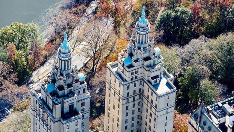 """بالصور..شقة ديمي مور """"فوق السطوح"""" للبيع بـ75 مليون دولار"""