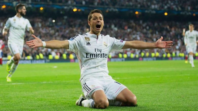 بالصور.. ريال مدريد إلى المربع الذهبي بتجاوزه اتليتيكو بأبطال أوروبا