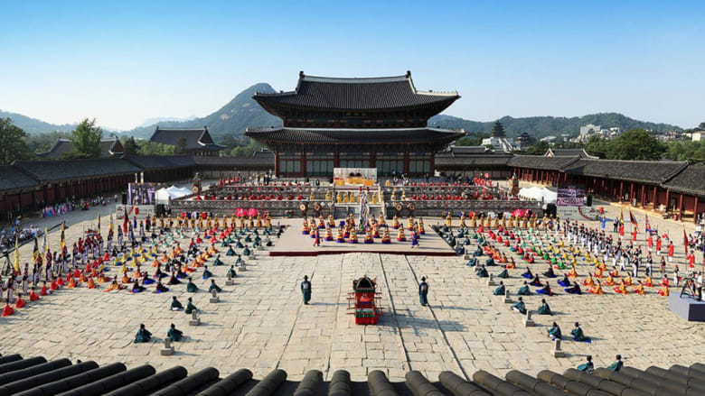 بالصور..الوجه الجميل لكوريا الجنوبية من حقول الأرز إلى المعابد والمقابر الملكية