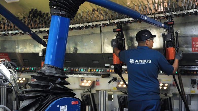 تلقت الشركة مؤخرا طلبات بتصنيع أكثر من 160 طائرة، تعمل على إتمامها حاليا.