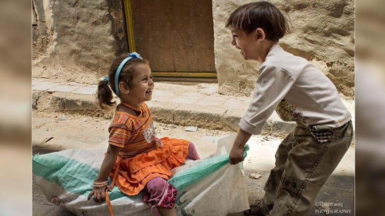 هذه صنعاء..بعدسة فتاة يمنية تبحث عن السلام لا الحرب