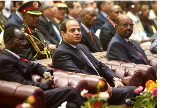 السيسي يتلقى دعوة لحضور حفل تنصيب الرئيس السوداني