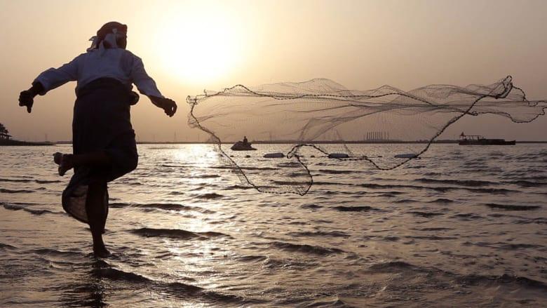 علاقة ود أزلية بالبحر المصدر الأبرز للزرق سابقا