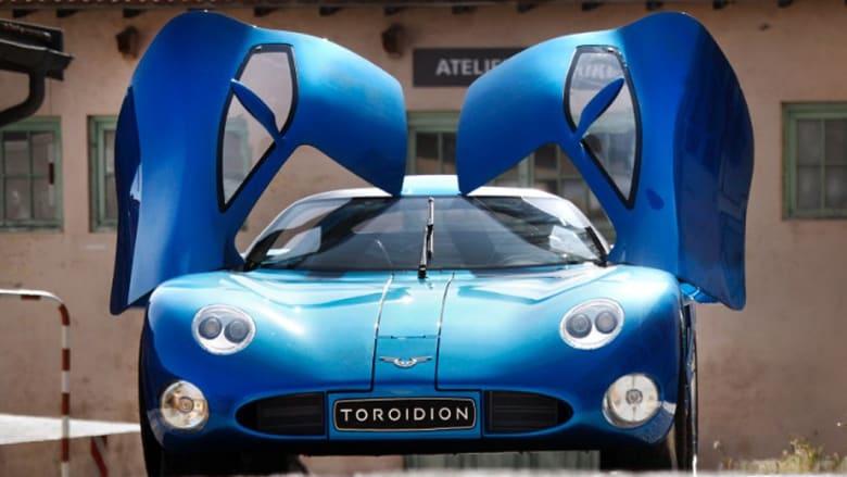 السيارة الخارقة