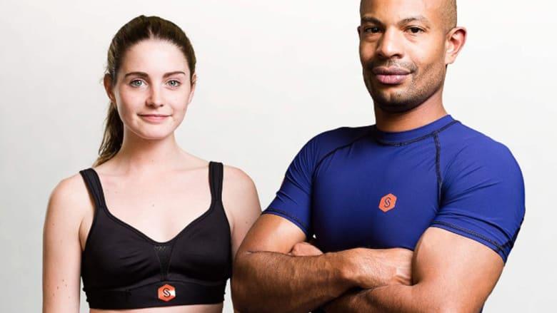 بالصور..حمالات الصدر والملابس الرياضية الذكية تتحول طبيباً ملتصقاً بجسمك