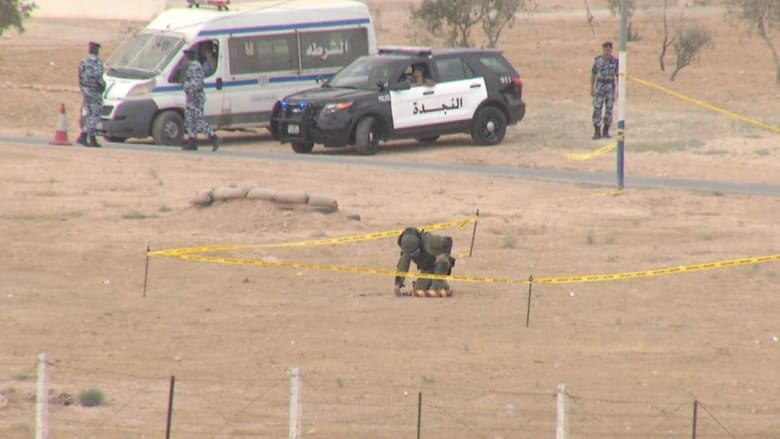 بالصور.. تدريبات الأسد المتأهب بالأردن ومناورات للتعامل مع الأسلحة الكيماوية
