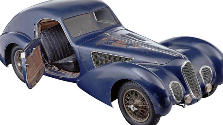 بالصور..أهم سيارات السباقات عبر التاريخ