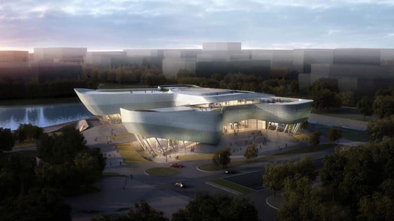 بالصور..نظرة إلى متاحف المستقبل القريب