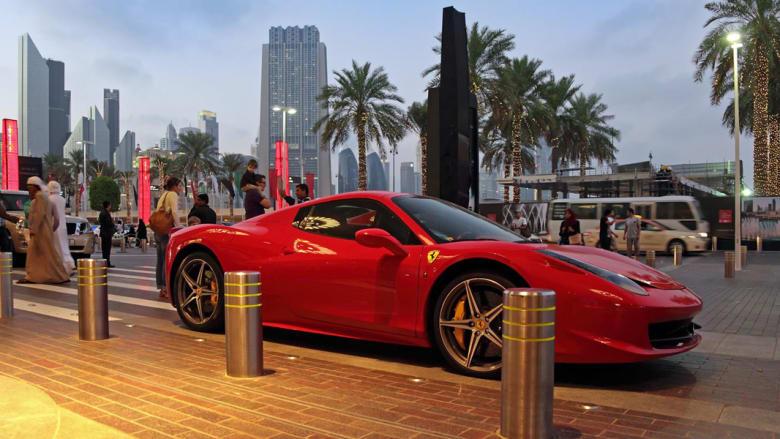 """تقرير كارمودي عن """"ازدهار صناعة السيارات فى الشرق الأوسط والأسواق الناشئة"""""""