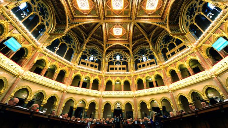 أجمل مباني القرن التاسع عشر..في بودابست