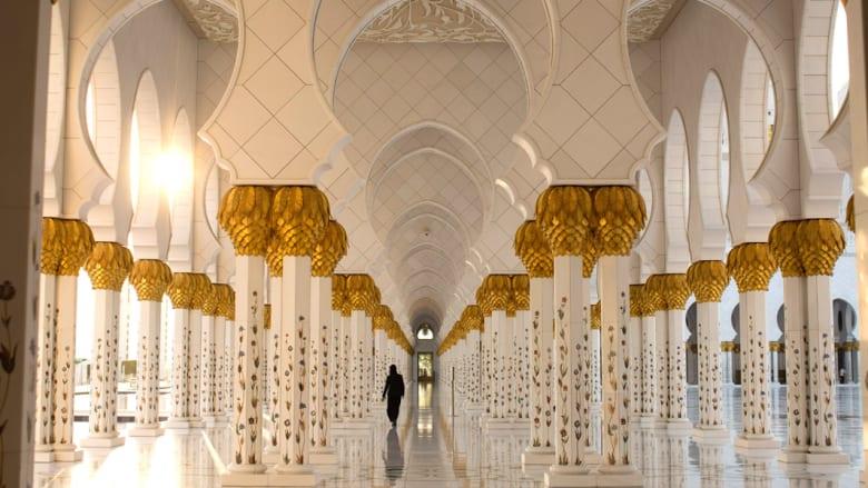 مسجد الشيخ زايد وبرج خليفة من أبرز المعالم السياحية حول العالم لعام 2015