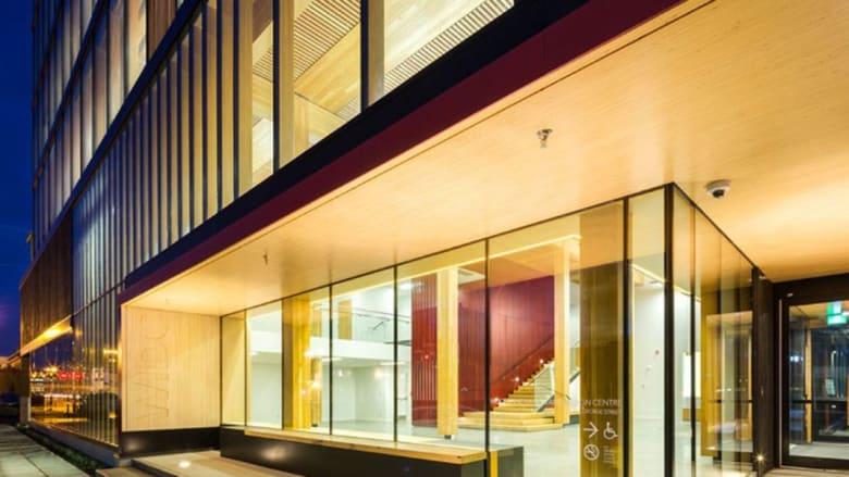 ناطحات السحاب الخشبية آخر صيحات التصاميم المعمارية
