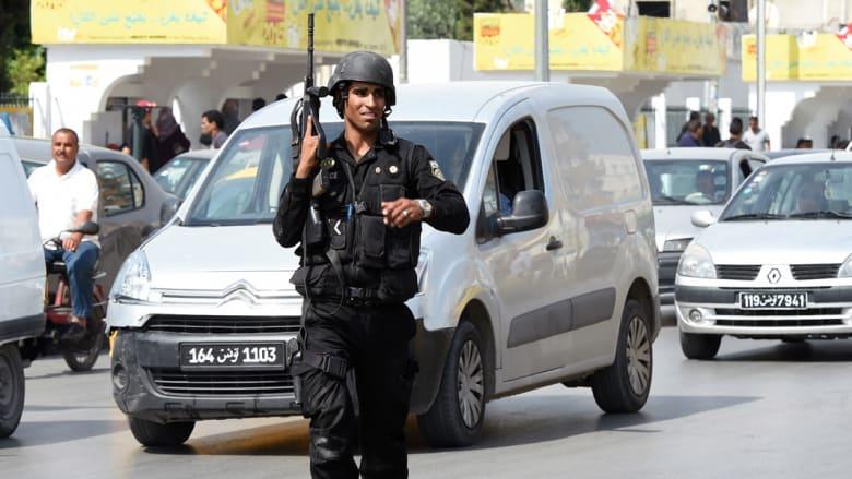 """تونس: مقتل ثلاثة من """"الحرس الوطني و""""مسلح"""" في عملية """"إرهابية"""" بسيدي أبوزيد"""