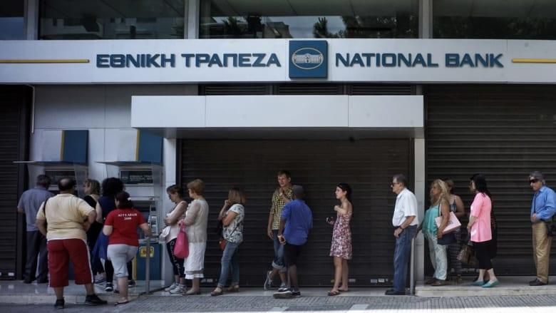 الاتحاد الأوروبي يرفض طلب اليونان منحها شهراً إضافياً لتسوية أزمة الديون