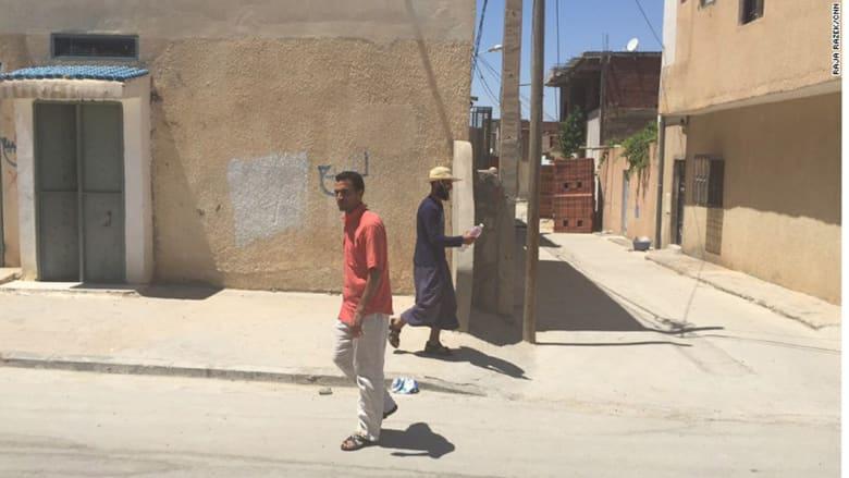 القصرين المدينة التي تصدر المقاتلين لداعش