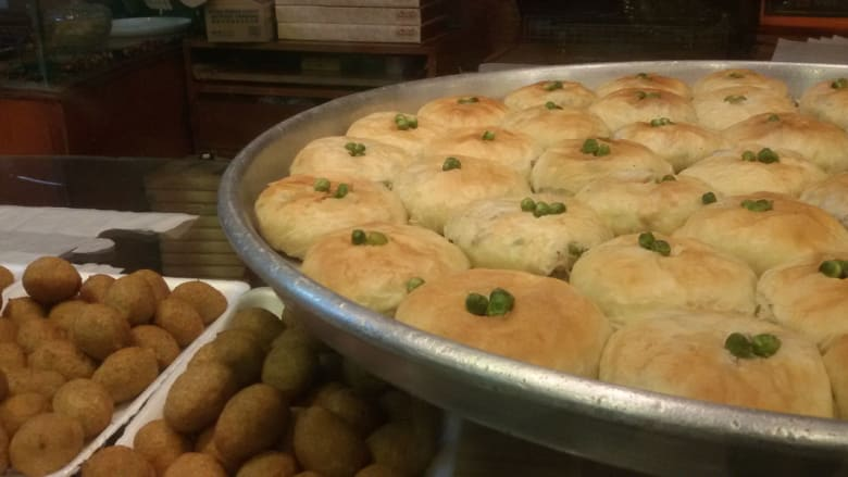 تشكيلة الطبخ المعروضة في سوق الميدان، جزماتية