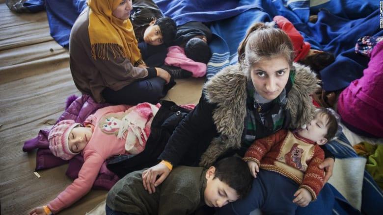 ألمانيا تلجأ لحاويات الشحن لإسكان لاجئي الشرق الأوسط